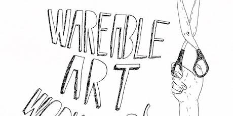 Coal Hole Workshop: Wearable Art + Hi Viz tickets