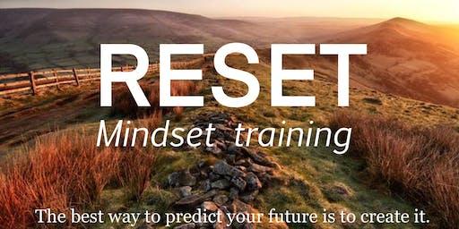 Reset workshop-mindset training