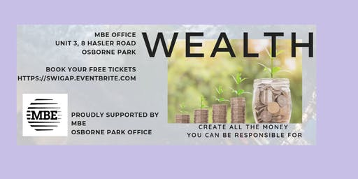SWIG OSBORNE PARK - Live life by design, create wealth & secure your future!