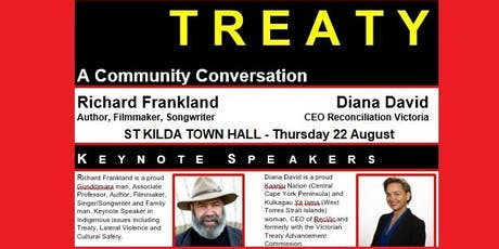 Treaty - A Community Conversation tickets