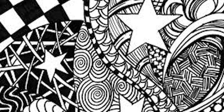 Introduction to Zentangle tickets