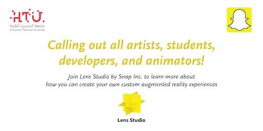Lens Studio Workshop by Snap Inc.