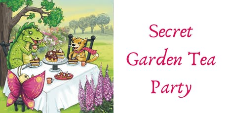 Secret Garden Tea Party tickets