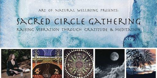 Sacred Circle Gathering