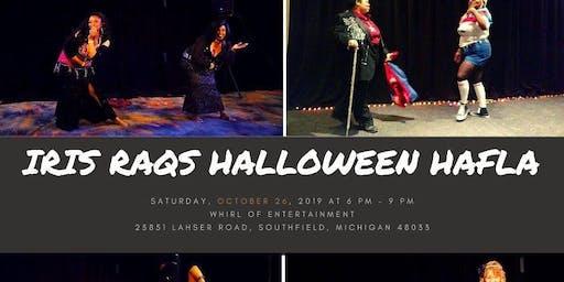 Iris Raqs Halloween Masquerade Dinner Show