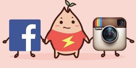 中國最大的社交平台小紅書交流分享聚會 tickets