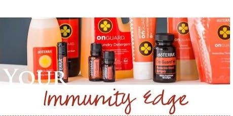 Immune Support Essential Oils Webinar tickets