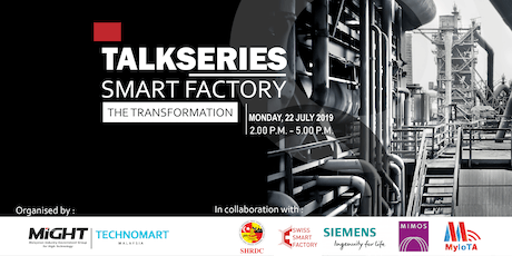 Smart Factory: The Transformation tickets