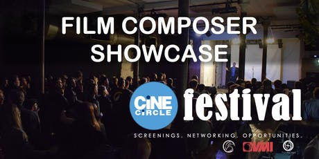 London Film Composer Showcase tickets