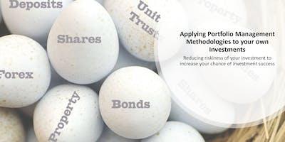Applying Portfolio Management Methodologies to your own Investments