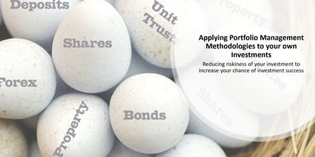 Applying Portfolio Management Methodologies to your own Investments tickets
