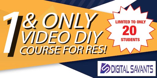 One & Only Video DIY Course for RES