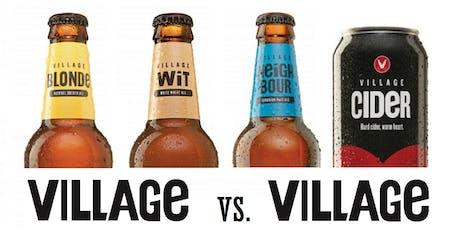 Fionn's Village Brewery Sampling Event tickets