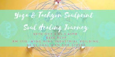 Yoga & Tachyon Soulprint - Soul Healing Journey