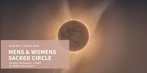 Men's & Women's Sacred Circle