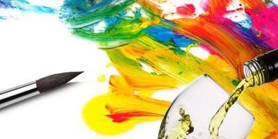 Career Prosperity Paint & Sip Party