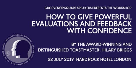 HOW TO GIVE POWERFUL EVALUATIONS AND FEEDBACK WITH CONFIDENCE  tickets