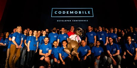 CodeMobile 2020 tickets