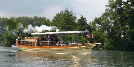 August Bank Holiday Weekend Vintage Steamer Cruises tickets