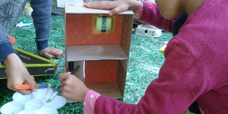 Creative construction: Mini Architects (5-7 yrs) tickets