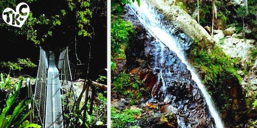 Baxter Falls and Mapleton National Park Walk