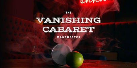 Vanishing Cabaret // August tickets
