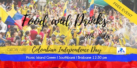 Colombian Independence Day  entradas