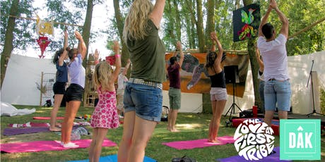 Yoga at DÂK X The Love at First Tribe tickets