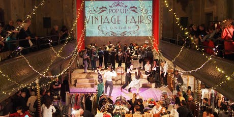 Late Night Vintage Shopping at Wilton's Music Hall! tickets
