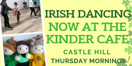 Irish dancing for preschoolers tickets