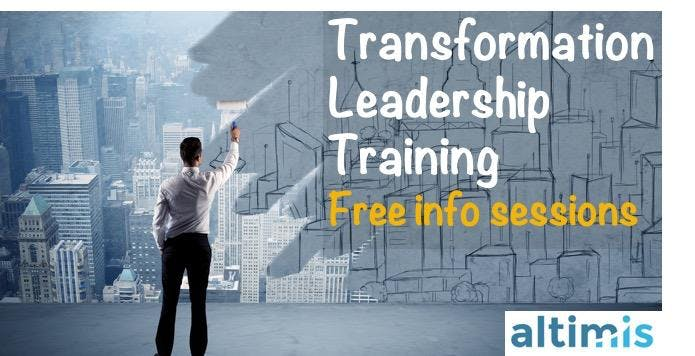 Transformation Leadership Training - free info session