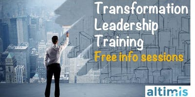 Transformation Leadership Training - free info session