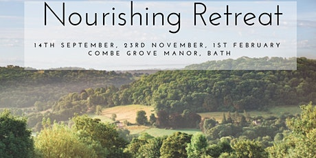 Nourishing Retreats - Sept, November, Feb tickets
