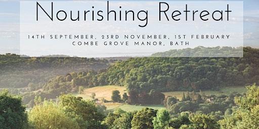 Nourishing Retreats - Sept, November, Feb