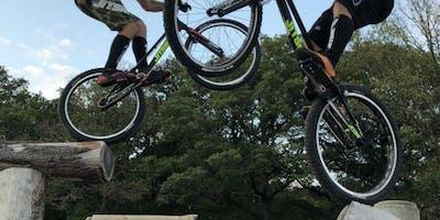 UCI C1 BIKETRIAL AT DURBUY