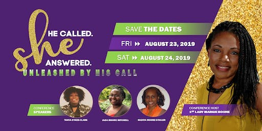 Crossroads 2019 WOD Conference: He Called. She Answered. - Unleashed By His Call