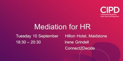 Mediation for HR