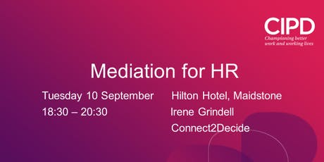 Mediation for HR tickets