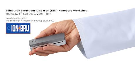 Edinburgh Infectious Diseases Nanopore Workshop tickets