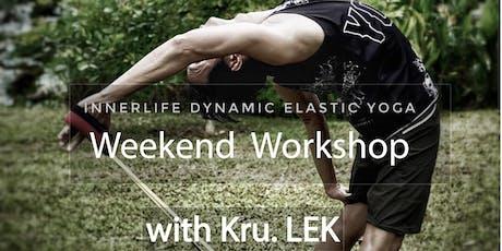 Elastic Band Yoga Workshop tickets