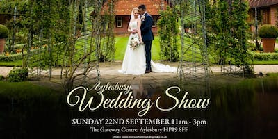Aylesbury Wedding Show | Sunday 22nd September 2019 | The Gateway Aylesbury (AVDC offices)