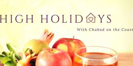 Rosh Hashana Services with Chabad on the Coast tickets