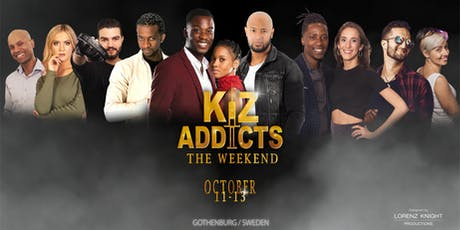 Kiz Addicts the Weekend tickets