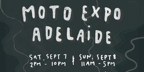 MOTO EXPO ADELAIDE  tickets