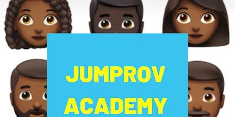 Jumprov Academy Show tickets