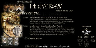 The Chat Room 06: An ARCHICAD User Event