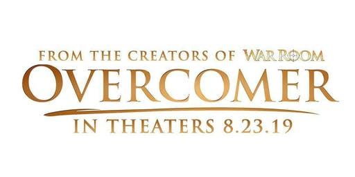 Overcomer Movie Tickets - Opening Night w/Christ Community Church