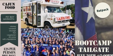 Bootcamp Tailgate Party tickets
