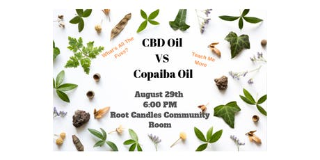 The Scoop On CBD Oil & Copaiba Essential Oil  tickets