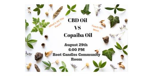 The Scoop On CBD Oil & Copaiba Essential Oil